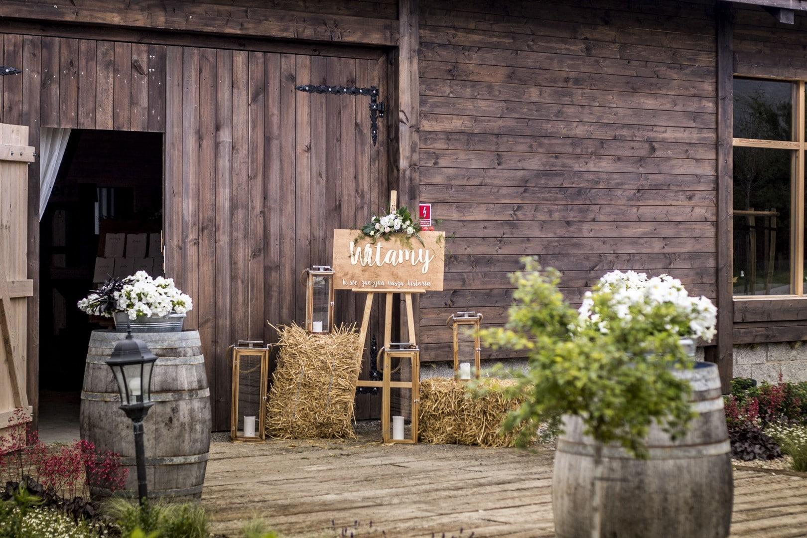 Spichlerz Wąsowo Wesele Imprezy Ceremonie Ślubne Wielkopolska Okolice Poznania